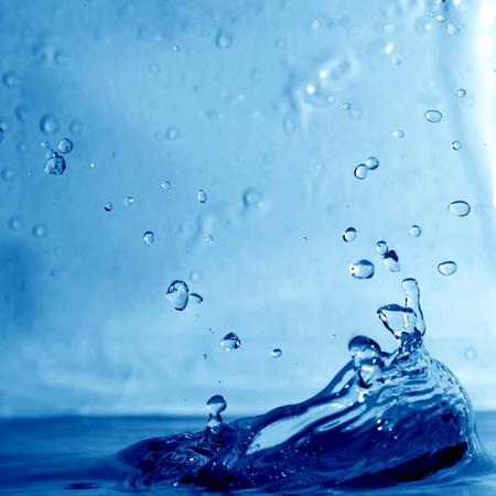 pour water: water wet splash macro close up