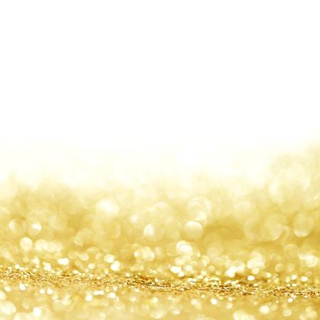 Golden glänzende funkeln Feier Hintergrund