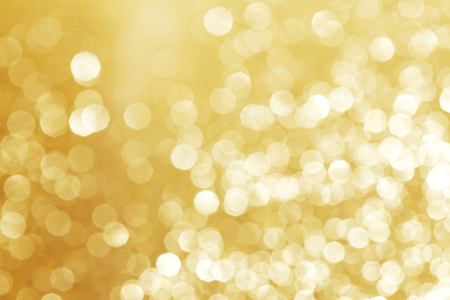 background light: Abstract  golden background