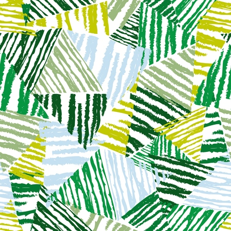 Abstract floral seamless pattern tropical leaves, Fashion, interior, wrapping consept Vektorové ilustrace