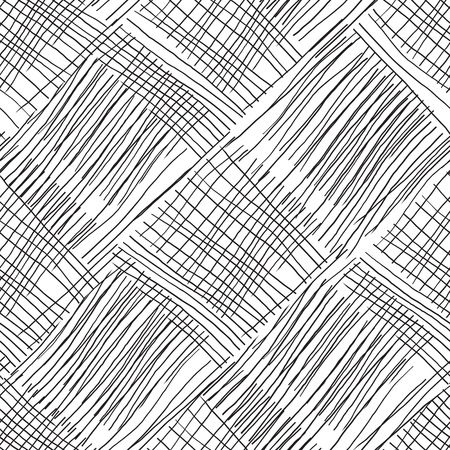 Abstract background with lines. Black and white