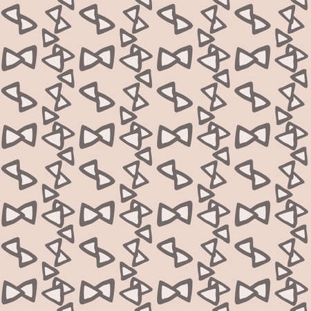 Geometric abstract pattern with triangles in pink tones. Vector illustration for textiles, wallpaper, web pages, wedding invitations.