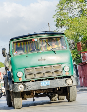 regimes: SANTA CLARA-JANUARY 7  Cuba, one of the last communist countries is changing  Its government now allows private transportation with old vehicles  As seen on January 7,2013 in Santa Clara, Cuba