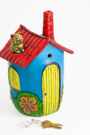 desired: Nuestra casa deseada o la casa de nuestros sue�os. Colorido, hogar sencillo y hermoso.