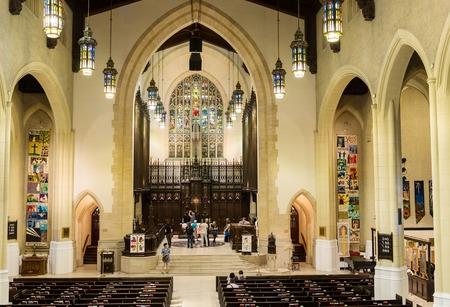 TORONTO-CANADA-MAY 18, 2014  Inside Toronto