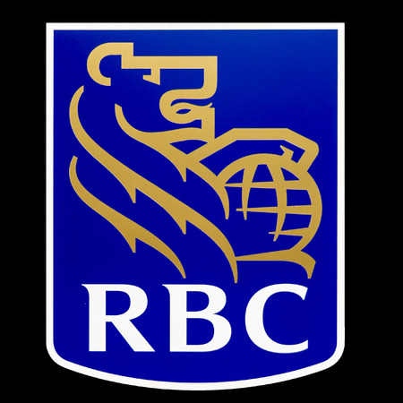 TORONTO, CANADA-AUGUST 23, 2014: The Royal Bank of Canada is the largest private bank in the country as measured by deposits, revenues, and market capitalization. The bank serves 18 million clients.
