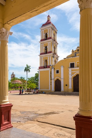 isabel: The Iglesia Parroquial Mayor or Major Parochial Church of San Juan Bautista in the Isabel II plaza is the most important attraction of the city.  The church contains 13 beautifully decorated gold altars. The city was under constant siege by pirates and co