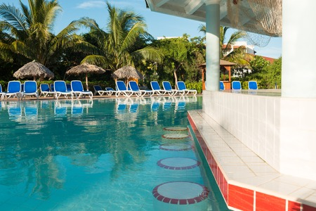 azul: Memories Paraiso Azul in Cuba, this resort is operated by German management and is an example of the mixed capital scheme used by the Cuban Revolution to keep part of the profits and a majority position in the equity.