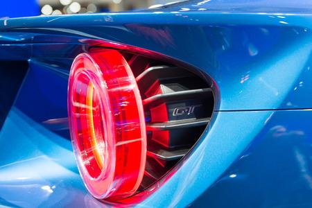 gt: Prestazioni Ford GT come si vede nel Canada. La pi� grande fiera automobilistica Il CIAS Canada svolge ogni anno presso il Metro Toronto Convention Centre