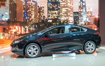 colorfu: 2016 Chevrolet Volt in the Canadian International AutoShow, CIAS for short, is Canadas largest auto show and most prestigious consumer event in Canada. This event has been held in Toronto, Ontario since 1974 and is currently located in the Metro Toronto