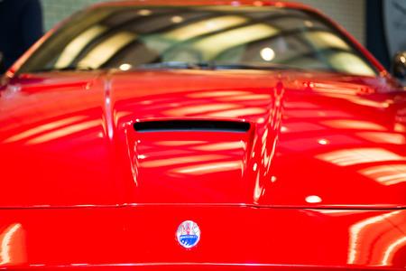 mc: Maserati GranTurismo MC Exotic Car in the Canadian International AutoShow, CIAS for short, is Canada Editorial