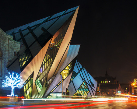 rom: The Royal Ontario Museum (ROM) is a museum of world culture and natural history.It is one of the largest museums in North America with one million visitors every year.