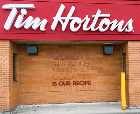 revealed: Tim Hortons Quality Secret Revealed; Tim Hortons Inc. is a multinational fast casual restaurant known for its coffee and doughnuts. Editorial