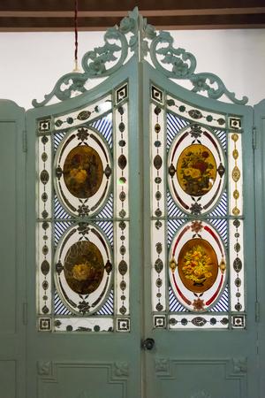 elite: Interior of Museo de Arte Colonial, Sancti Spiritus, Cuba.