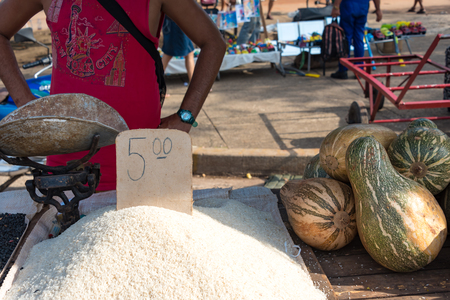 prohibitive: Cuba news: white rice food challenging prices for Cuban population. Although the situation of getting food is much better, the high prices are an obstacle for many  The average state salary in Cuba rose 1 percent in 2013 to 471 pesos ($20) a month, which