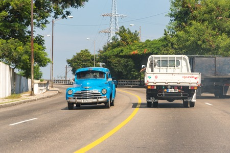 however: Cuba news: real life use of obsolete vehicles in 2015. Cuba is known for the beautiful classic American cars still running in the Caribbean Island. However, here you find the real use of the real cars running in Cuba on a daily basis.