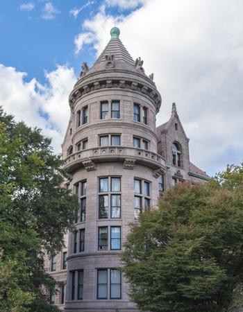 historic district: New York City Historic District Architectural Tours