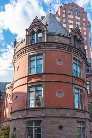 conserved: New York City Historic District Architectural Tours: Marvellous vintage buildings from different epochs and styles conserved for the tourist to see. New York City is the major entrance to legal inmmigration in the USA