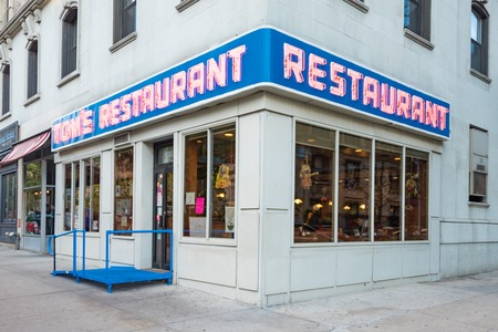 Toms Restaurant: Jerry Seinfeld sitcom was filmed in this nowadays iconic New York city cafeteria. The small restaurant is a popular tourist attraction when in the city.