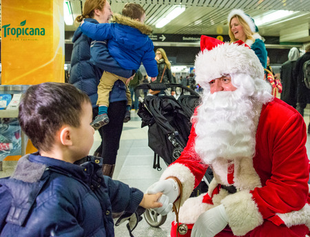opens: Toronto TTC opens spectacular Christmas train display, created by retired TTC employee Bill Marushiak. This motion-active display is an annual treat, for adults and kids alike.
