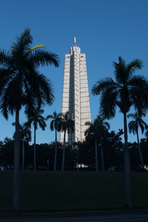 national hero: Landmarks and attractions, Havana, Cuba: Jose Marti Memorial at Revolution Square, Havana, Cuba.  The Jose Marti Memorial is a memorial to Jose Marti, a national hero of Cuba, located on the northern side of the Plaza de la Revolucion in the Vedado area o Editorial