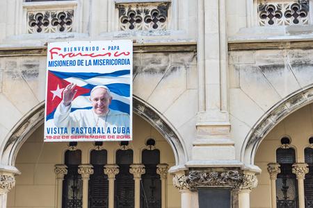 sacre coeur: Populairement connu comme Eglise Reina, la paroisse du Sacr�-C?ur de J�sus et de saint Ignace de Loyola est l'un des plus beaux temples les catholiques � Cuba. d�tails ext�rieurs et la vie quotidienne dans les jours de capitaux cubains avant la visite de Fran�ois. �ditoriale