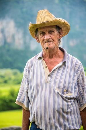 pinar: Vinales Valley in Pinar del Rio,Cuba is a Unesco World Heritage site