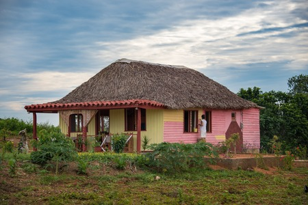 proliferation: Proliferation of private restaurants in Cuba: along the road between Pinar del Rio and Vinales Valley many paladares are appearing. Since the economic changes of Raul Castro, many try their luck owning a small private business.