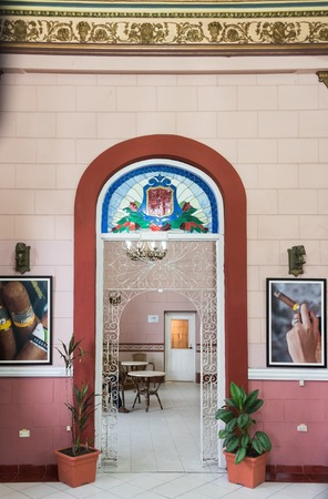 cuban culture: Hotel Vueltabajo is a beautiful landmark in the city. The Charming colonial hotel right in the heart of Pinar Del Rio, Vueltabajo is a good choice for those wanting traditional Cuban culture