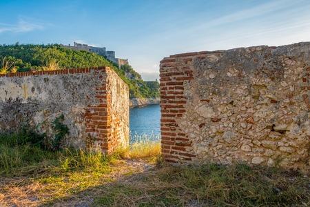 The Castillo de San Pedro de la Roca or Castillo del Morro of Santiago de Cuba.