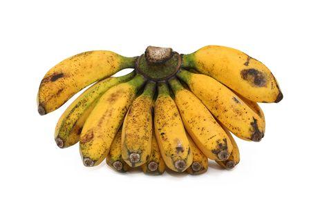 good cholesterol: banana