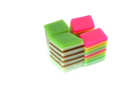lapis: layered cake kue lapis