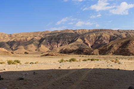 dahab: Mountains around Dahab, Egypt Stock Photo