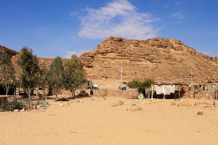 dahab: Beduin vilage around Dahab, Egypt