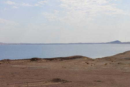 desert water: Red sea, Egypt, Ras Mohamed