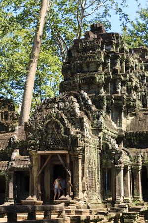 Ruins of Angkor Wat, Cambodia