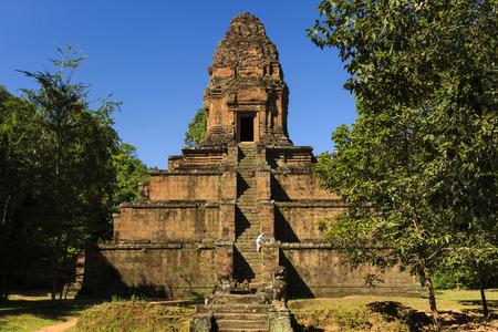 kampuchea: Ruins of Angkor Wat, Cambodia