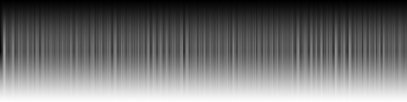 Black and gray monochrome gradient abstract background. Long horizontal texture for design.