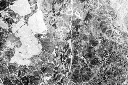 Black and white marble abstract background. Backdrop for design.