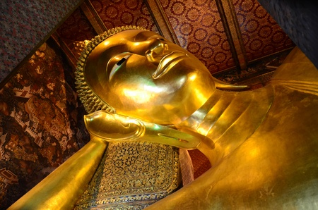 Reclining Buddha Stock Photo - 8648596