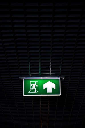 fire exit Stock Photo - 8973453