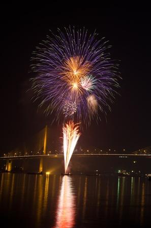 fireworks Stock Photo - 8973458