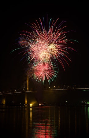 firework Stock Photo - 9035419