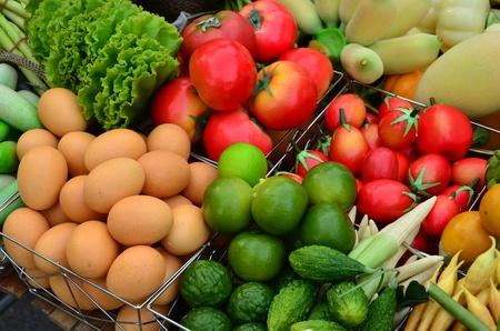Food ingredients. Stock Photo - 9450531