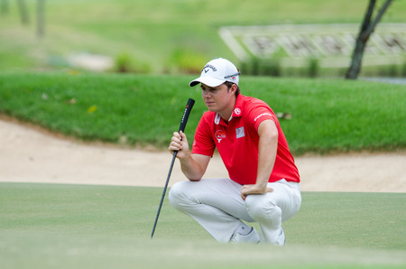 weber: CHONBURI - JULY 31 : Lionel Weber of France in Kings Cup 2016 at Phoenix Gold Golf & Country Club Pattaya on July 31, 2016 in Chonburi, Thailand.