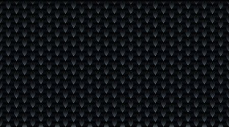 Dark black geometric background for poster design