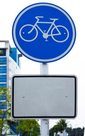 Fahrrad-Zeichen