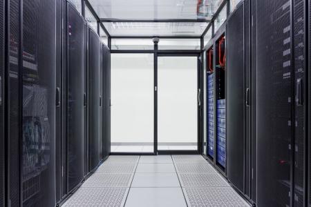 server room: Super Computer, Server Room, Data Center, Data Security Center