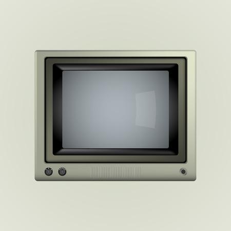 audiovisual: Illustration of TV Illustration