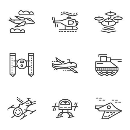 drones: